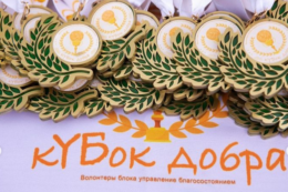 Аналитический центр «БизнесДром» поддержал благотворительный фестиваль «Кубок добра»